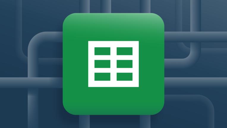 Google Sheets Mesa Logo