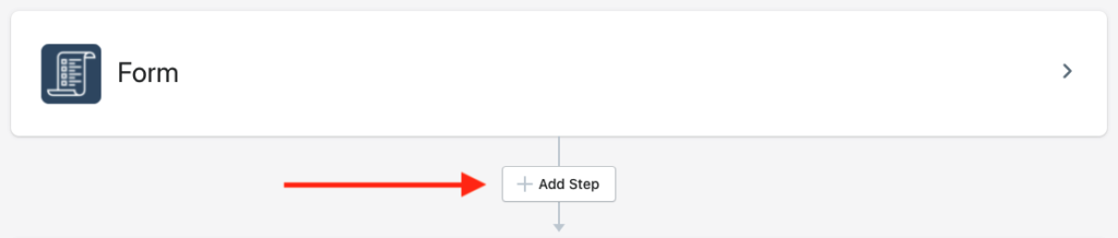 automation step: Forms by MESA