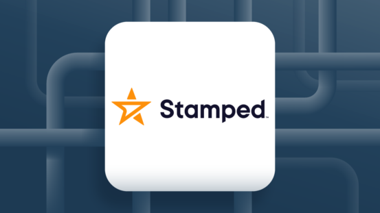 Stamped Mesa Logo