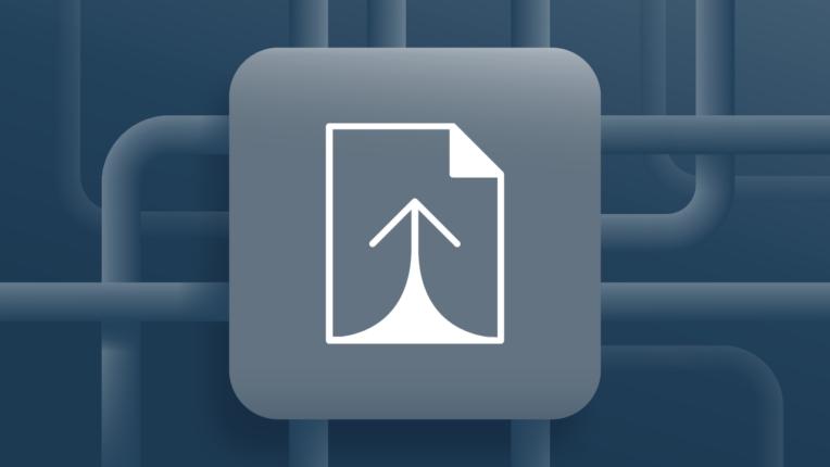 Uploadery Mesa Logo
