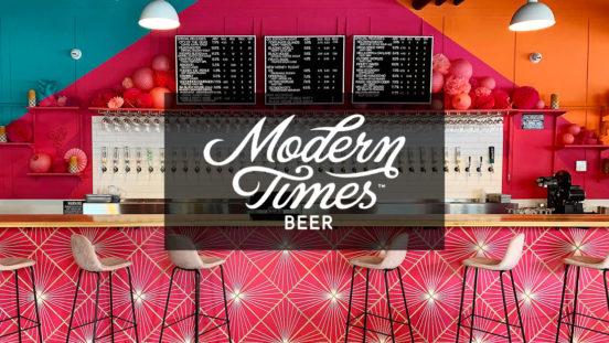 logo: modern times